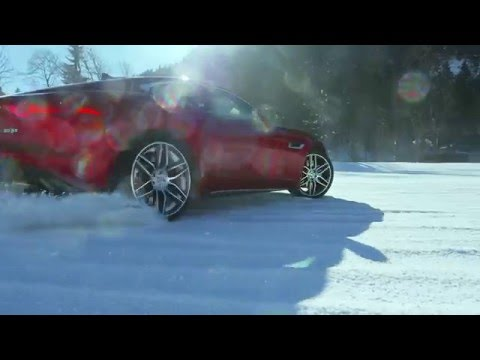 Jaguar Experience Gstaad directed by Armand Attard
