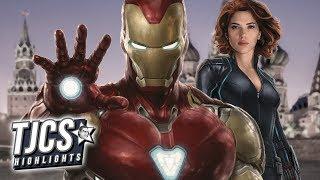 Reports Claim Robert Downey Jr. In Black Widow Movie