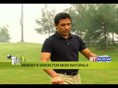Tee Time: In Conversation with Akshay Modi, Executive Director, Modi Naturals