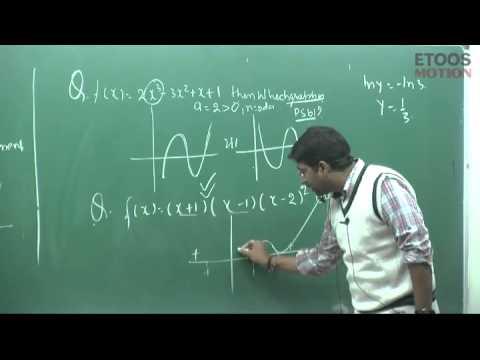 Quadratic Equation by Gavesh Bhardwaj (GB) Sir (ETOOSINDIA COM)