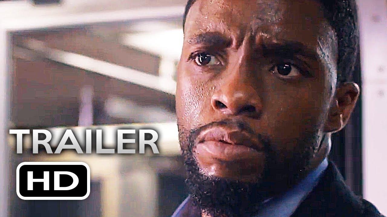 21 Bridges Official Trailer 2019 Chadwick Boseman Thriller Movie Hd Youtube