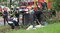 29.04.2020 - VN24 - Frau verletzt sich bei Unfall in Bergkamen