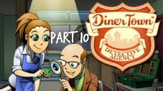 The DinerTown Detective Agency Walkthrough/ Let