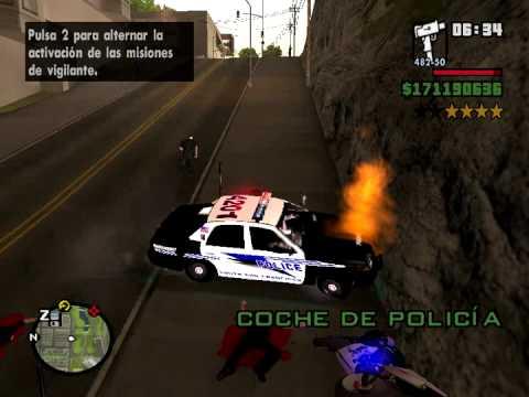 Gta San Andreas Cops And Gangsters