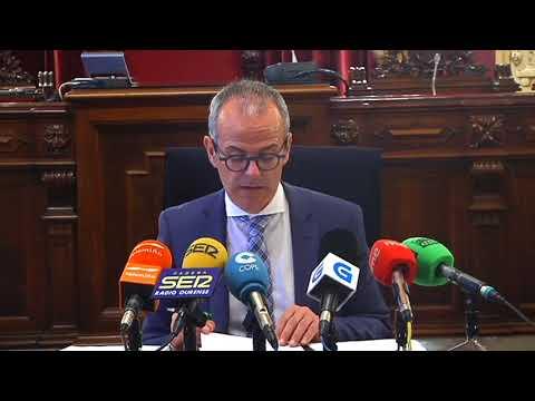 Xunta de Goberno Local. Ahorro en consumo eléctrico 16-08-2018