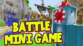 NEW MINECRAFT BATTLE MODE! W/Stamps!