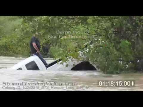 10/4/2015 Long edit of the Columbia, SC flooding rescue clip.