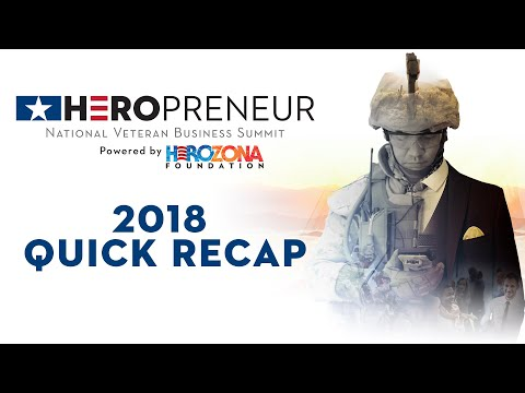 HeroPreneur NVBS 2018 Quick Recap