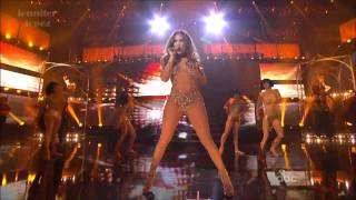 Jennifer Lopez   Pitbull Canlı Performans (20-11-2011)