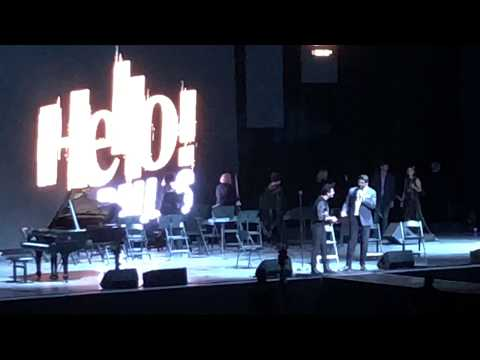 Akhil - Rana @HELLO! Dallas | hilarious, Best part of the show with crowd |
