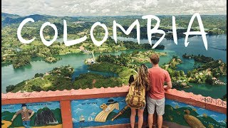 3 WEEKS IN COLOMBIA: Our backpacking adventure!