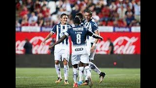 Monterrey vs Tijuana HD