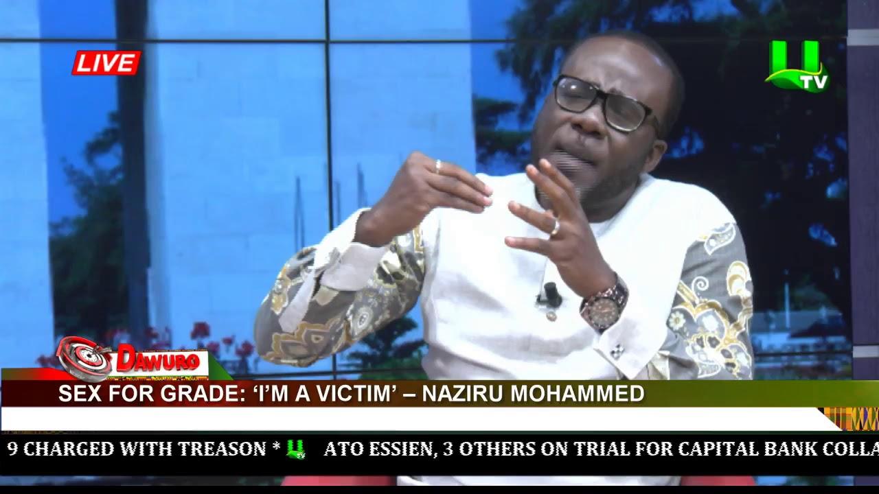 Download Sex For Grade: 'I'm a victim' - Naziru Mohammed