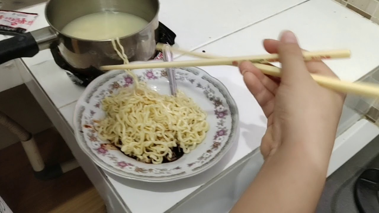 finally can cook ramen perfectly  youtube
