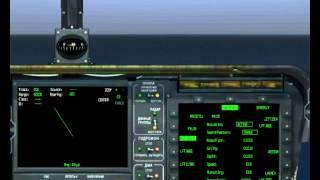 Dangerous Waters. Обучение на русском. Демо миссия MH-60