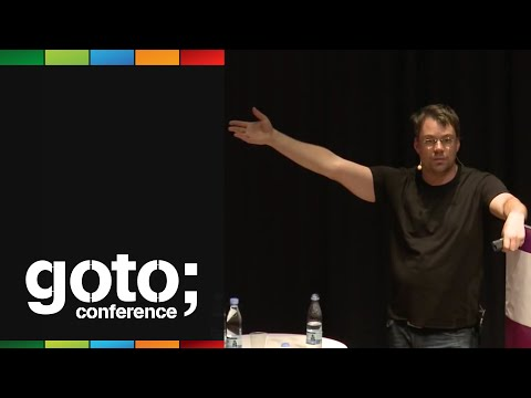 GOTO 2012 • Up And Out Scaling Software With Akka • Jonas Bonér