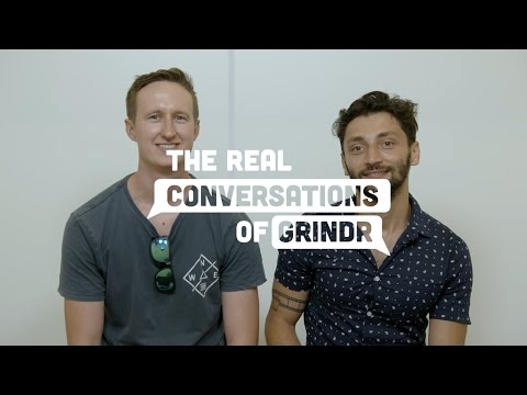 The Real Conversations Of Grindr (warning: Contains Explicit Content)