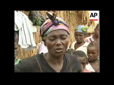 (V) ANGOLA: FOOD AID FLIGHTS RESUMED