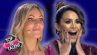 10 MOST MAGICAL Card Trick Auditions That STUNNED On Got Talent 2021!