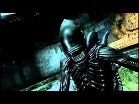 Aliens Vs. Predator 2010 - Xenomorph Sounds