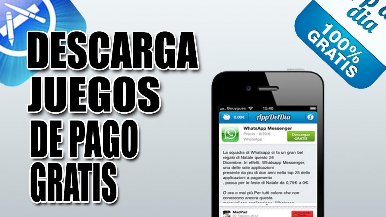 aplicaciones de pago gratis iphone