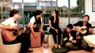 Mi Piel - Sandra Muente ft  Natura Vitae (Sesión acústico en colission com)