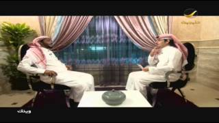 المنشد محمد المساعد في #برنامج_وينك ؟ مع محمد الخميسي