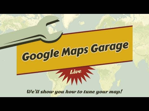 Maps Garage: Exploring Map Data with Crossfilter