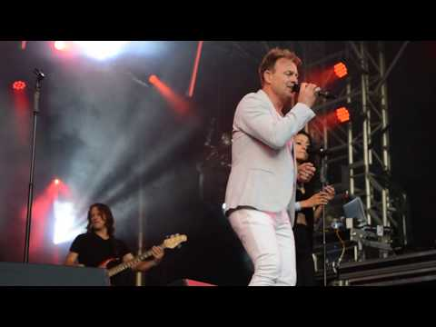 Jason Donovan, Nothing Can Divide Us, Irlam Live 2017