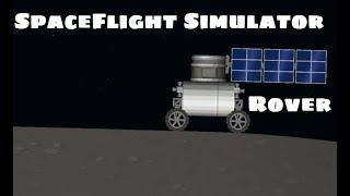 SpaceFlight Simulator-ROVER TO MOON