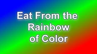Rainbow Smoothie, Full Color Spectrum Nutrition