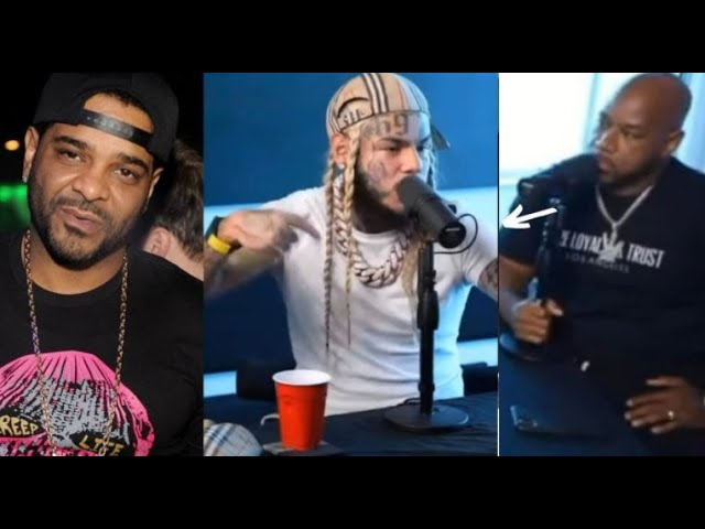 """Jim Jones SCREAMS On Wack 100 On Clubhouse, """"You bi-ch & Nobody Respects You Rat Lover!"""""""