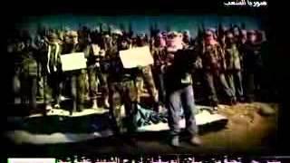 سوريا الشعب فرقة احرار حلب اغنية يا حلب ثوري ثوري