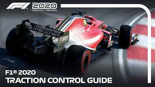 F1® 2020 Traction Control Guide