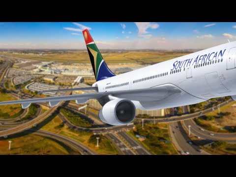 OR TAMBO International Airport South Africa 2018