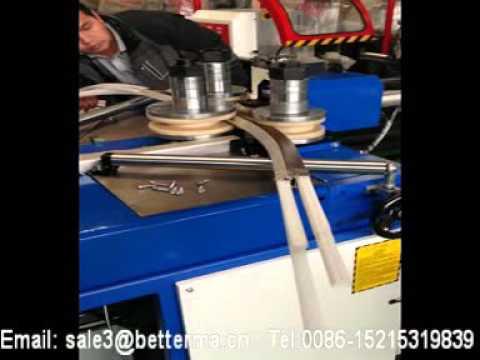 Aluminum Bending Machine For Arc Window Door Wy360a Cnc