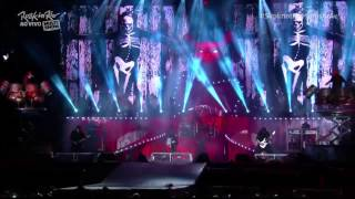 Slipknot - The Heretic Anthem (Live At Rock In Rio 2015) HDTV 720P