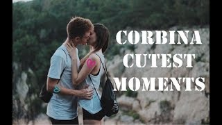 Corbyn Besson & Christina Marie - Cute moments thumbnail
