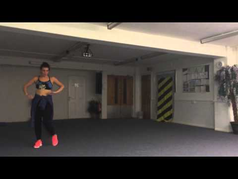 Nothing Left by Kygo shirt routine. Robyn Katie choreography