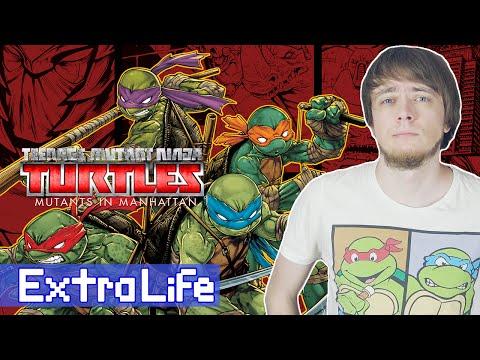 TMNT: Mutants in Manhattan - Extra Life