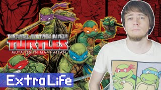 TMNT: Mutants in Manhattan - Extra Life