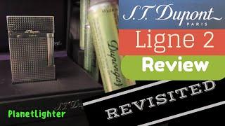S.T. Dupont Ligne 2 Lighter Review Revisited