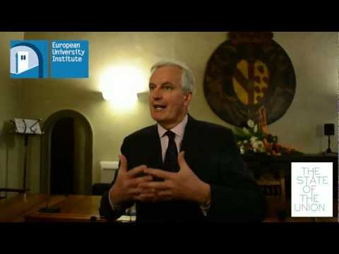 The State of the Union 2012 - Michel Barnier Live Interview