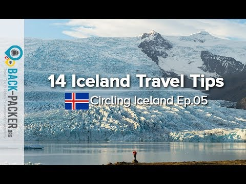 How to travel Iceland: 14 Iceland Travel Tips (Circling Iceland Ep.05)