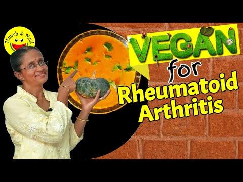 Vegan Rheumatoid Arthritis Diet and Nutrition | Plant Based Diet for Rheumatoid Arthritis