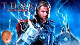 Thor - God of Thunder (Wii) walkthrough part 1