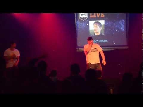 Tiberias mit David Posor - Mein Weg, mein Kampf, mein Ziel! (live)