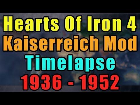 Europa Universalis 4 Golden Century DLC Timelapse 1444-1821