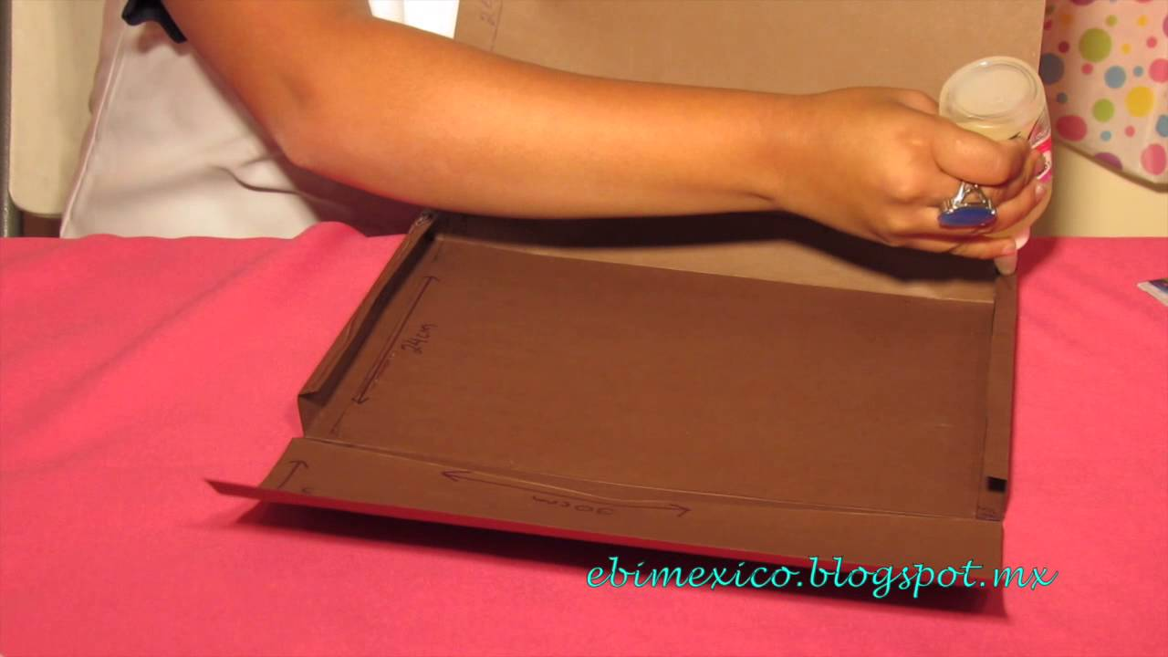 Como hacer una carpeta guarda plan de aula youtube - Como hacer una mosquitera ...
