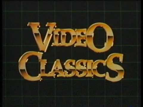 Video Classics Australia Opening and Closing Graphics - Trailer Reel Tape March 1984